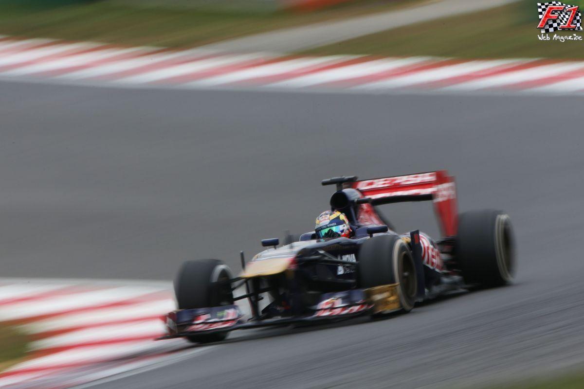Gp Corea del Sud - Gara - Ricciardo