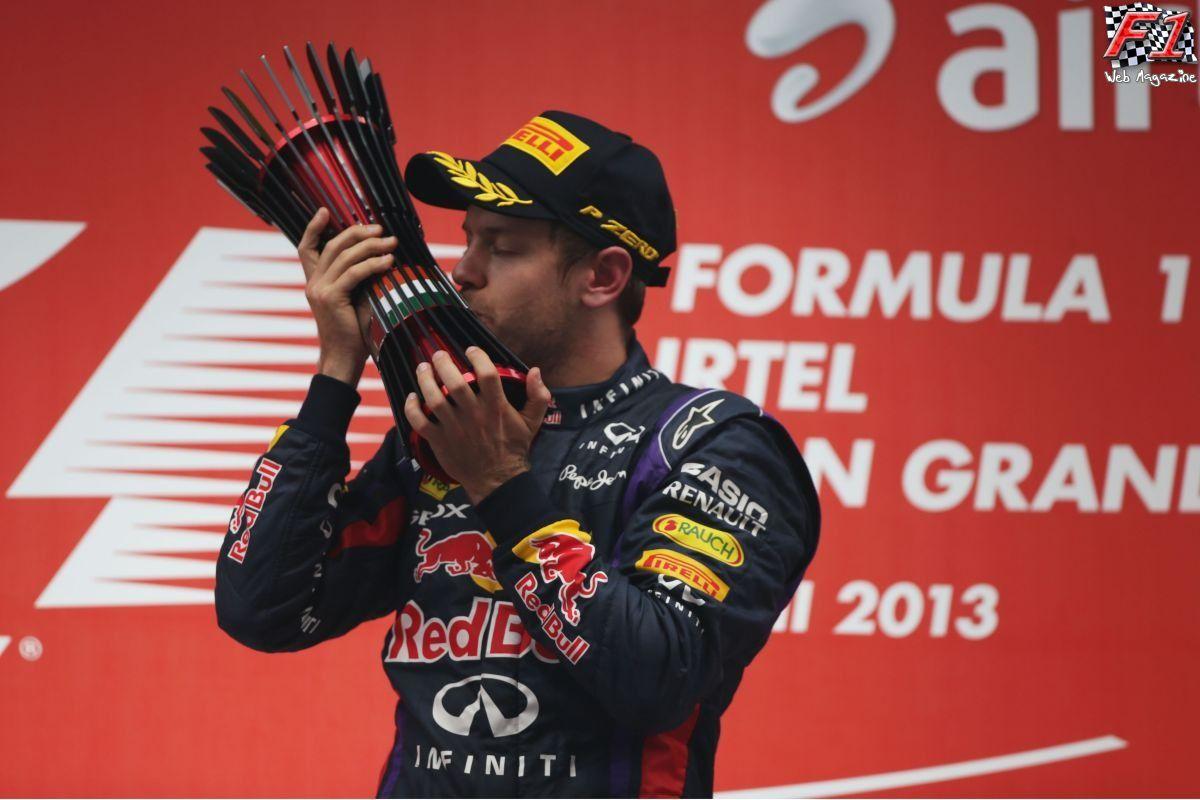 Gp India - Vince Vettel