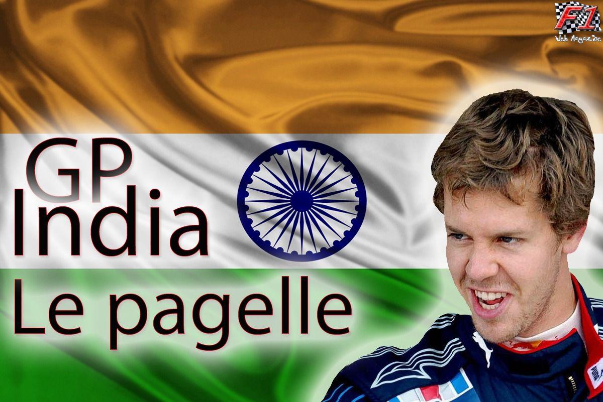 Gp india le pagelle