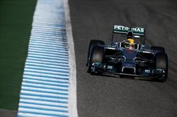 Jerez, dati sulle gomme poco indicativi
