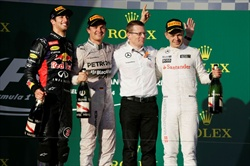 Gp Australia 2014 - Gara - Gp Australia 2014 - Gara - Vince Rosberg