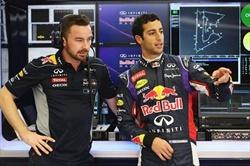 Ricciardo squalifica nel Gp d'Australia 2014