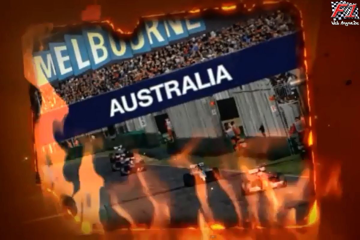 Gp Australia 2014  - Race Edit
