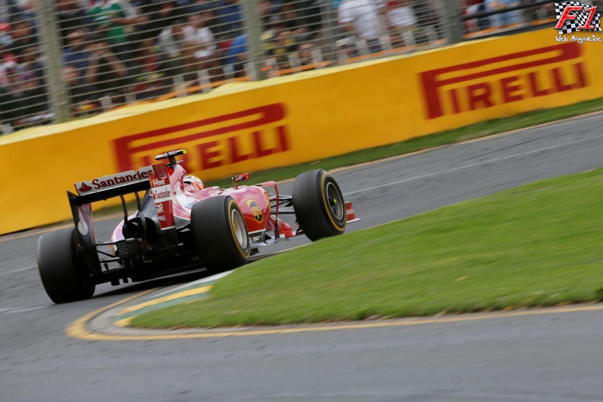 Prestazioni inaccettabili della Ferrari a Melbourne