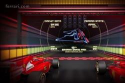 Video Ferrari - Spingere per recuperare