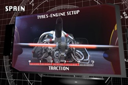 Gp Spagna 2014 - Tecnica e rendering 3D