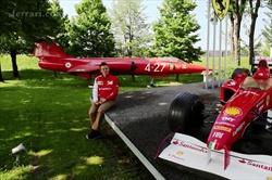Video Ferrari - Intervista ad Allison