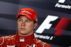 Kimi Raikkonen può tornare in alto - Le prestazioni deludenti di Raikkonen