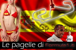 Le pagelle di F1WM - Spagna - le pagelle di spagna 2014