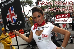 Gp Monaco Live! - Web Cronaca