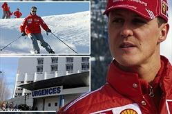 Rubata la cartella clinica di Schumacher - altro attacco alla sua privacy