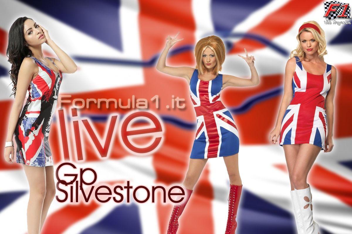 Gp Gran Bretagna 2014 - Live! - Diretta