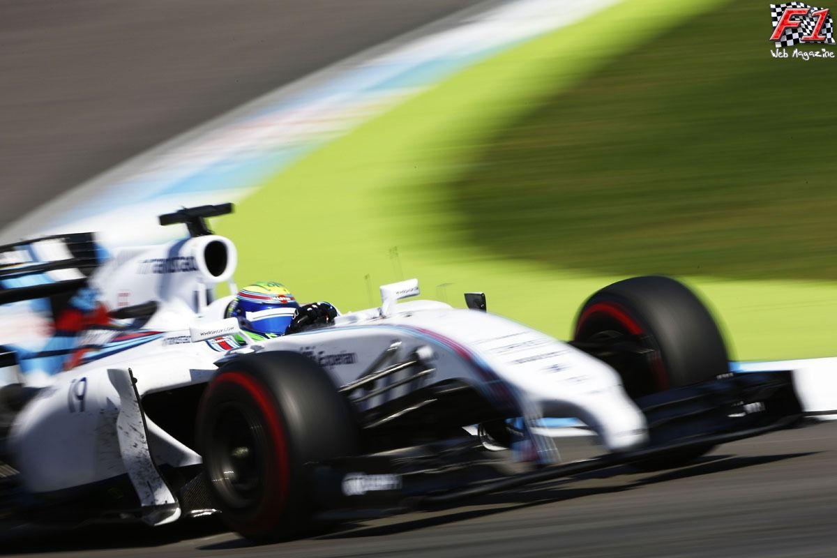 In Germania pole a Rosberg, Alonso settimo