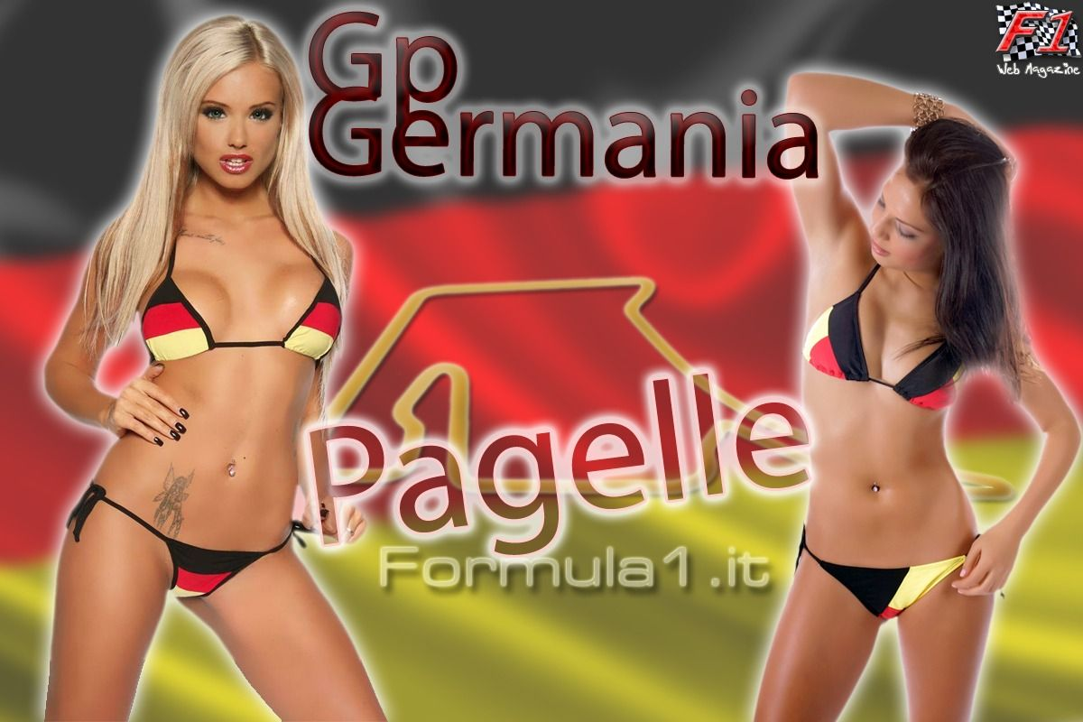 Pagelle Gp Germania 2014