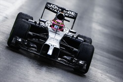 Jenson Button - McLaren MP4 Mercedes