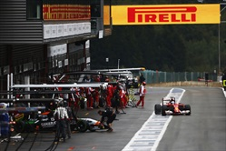 GP Belgio 2014 - Qualifiche - Analisi strategie - Fernando Alonso - Ferrari F14T