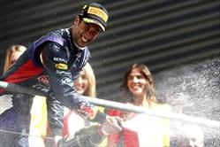 Gp Belgio 2014 - Gara - Analisi strategie - Daniel Ricciardo