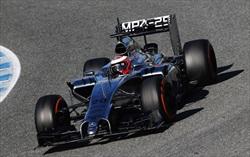 Penalità per Magnussen, Alonso settimo - Kevin Magnussen penalizzato