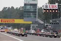 Gp Italia 2014 - Anteprima - Monza 2013