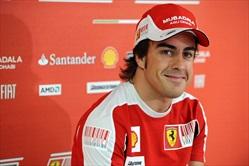 GP Italia, Alonso ci crede - Alonso