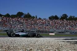 Lewis Hamilton - MercedesF1 W05 Hybrid