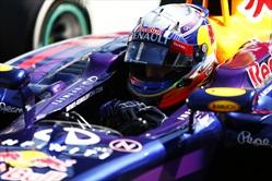 Gp Italia 2014 - Qualifiche - Daniel Ricciardo Red Bull Racing