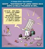Un gesto ... distensivo - http://rikof1.blogspot.it/2014/08/un-gesto-distensivo.html