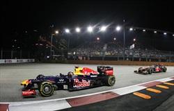 Red Bull favorita a Singapore? Non proprio! - Le Red Bull hanno dominato le ultime tre edizioni del Gp di Singapore
