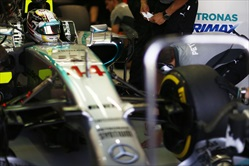 Lewis Hamilton Mercedes AMG