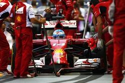 Fernando Alonso - Ferrari F14T