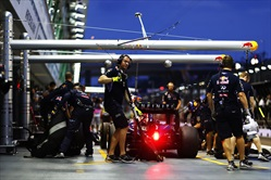 Gp Singapore 2014 - Qualifiche - Analisi strategie - Daniel Ricciardo - Red Bull Racing RB10 Renault