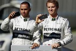 Hamilton-Rosberg, ritrovata armonia - Hamilton Rosberg