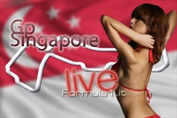 Gp Singapore 2014 - Live! - Diretta