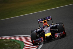 Gp Giappone 2014 - Post Qualifiche - Vettel - Red Bull