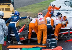 Bianchi Incidente