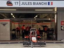 Un adesivo per Jules Bianchi -