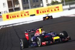 Gp Russia 2014 - Libere - Sebastian Vettel