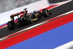 Gp Russia 2014 - Libere - Romain Grosjean