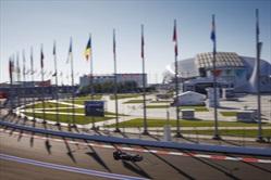 Gp Russia 2014 - Libere - Adrian Sutil