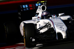 Gp Russia 2014 - Qualifiche - Williams
