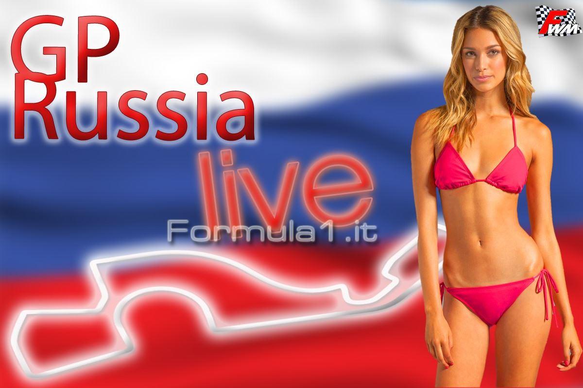 Gp Russia 2014 - Live! - Diretta Web