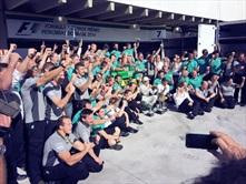 Gp Brasile 2014 - Doppietta Mercedes, n.11 in stagione