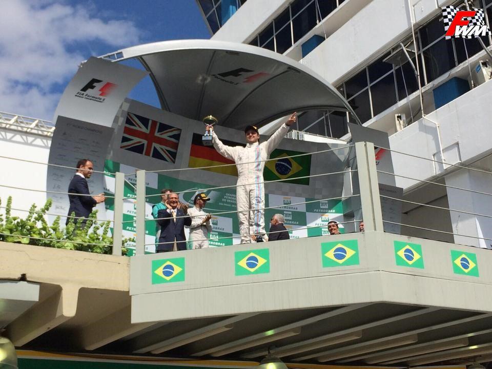 Gp Brasile 2014 - Che gara di Felipe Massa