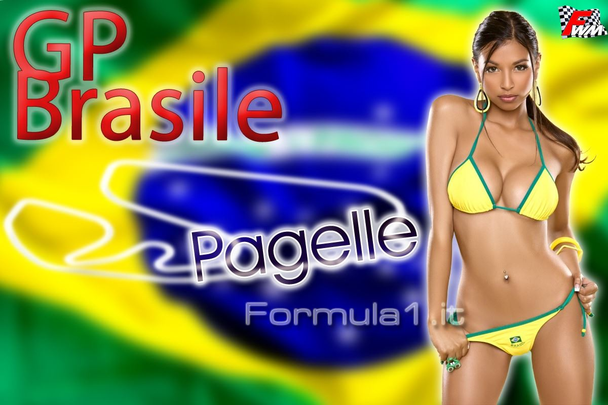 Pagelle Gp Brasile