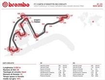 Gp Emirati - Guida al circuito
