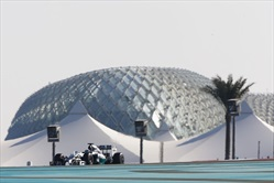 Gp Abu Dhabi 2014 - Qualifiche