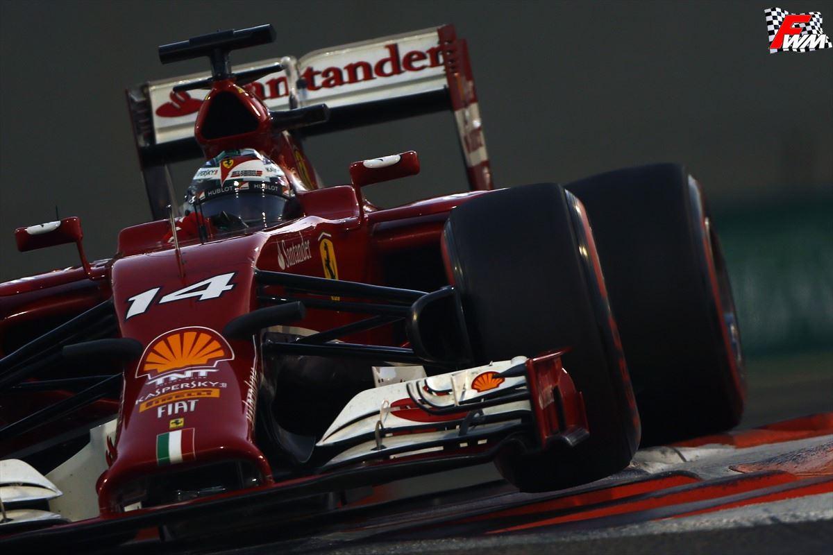 Gp Abu Dhabi 2014 - Qualifiche