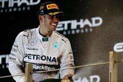 Gp Abu Dhabi 2014 - Vince Hamilton