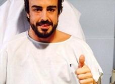 Alonso non era incosciente prima del fuoripista