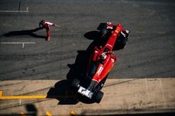 L'incidente ad Alonso e le speranze Ferrari